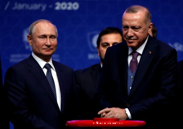 Ερντογάν:  Η Τουρκία έχει δικαίωμα λόγου σε κάθε σχέδιο στην Αν. Μεσόγειο | tanea.gr