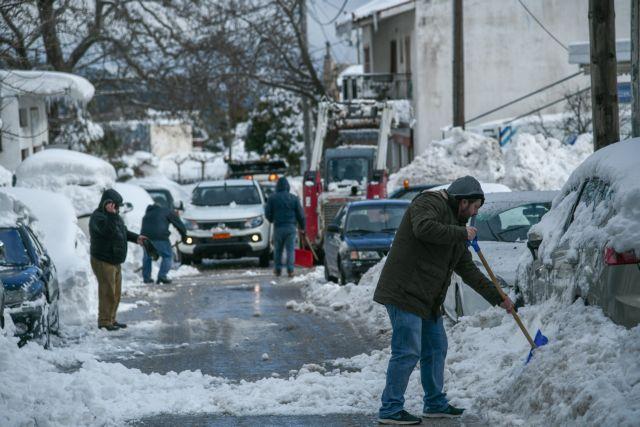 Αρχίζει η καταγραφή ζημιών σε Βίλια, Ερυθρές και Οινόη | tanea.gr