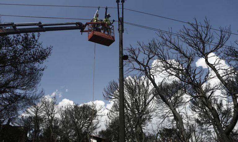 Ο «Ηφαιστίων» έφερε και διακοπές ρεύματος – Πού υπάρχουν προβλήματα | tanea.gr