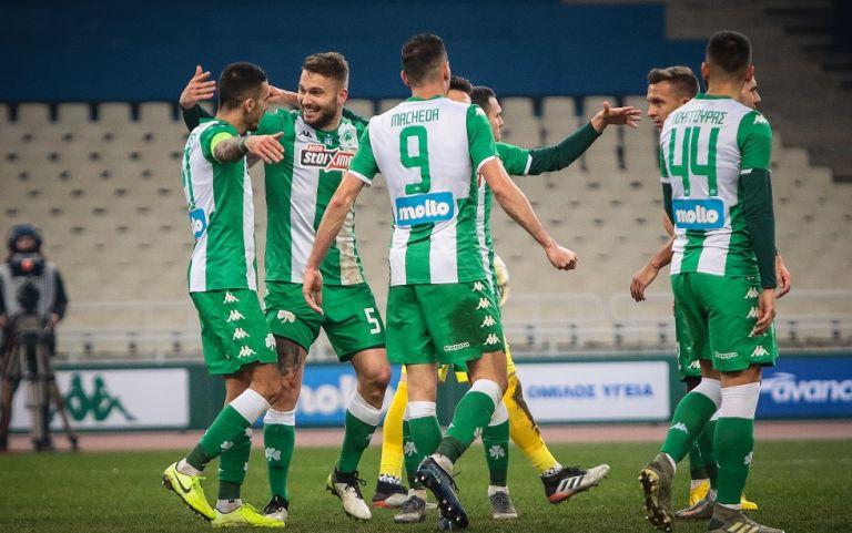 Παναθηναϊκός – Ατρόμητος 3-0 | tanea.gr