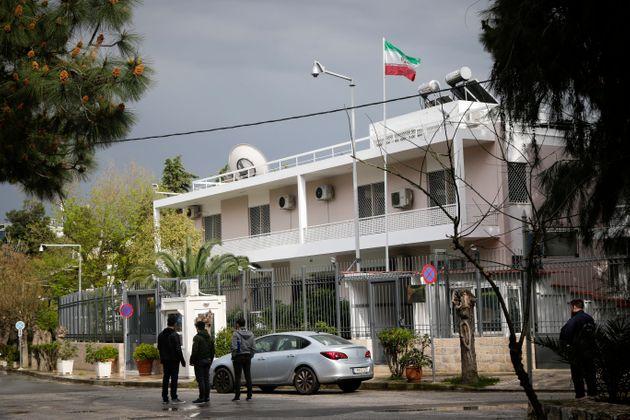 Διάβημα διαμαρτυρίας του Ιράν στην Ελλάδα | tanea.gr