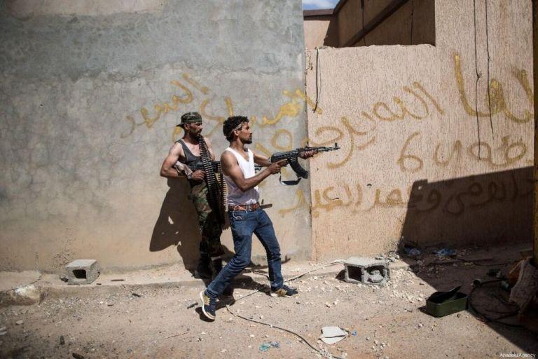 Λιβύη : Η χαρτογράφηση ενός περίπλοκου παιχνιδιού   tanea.gr