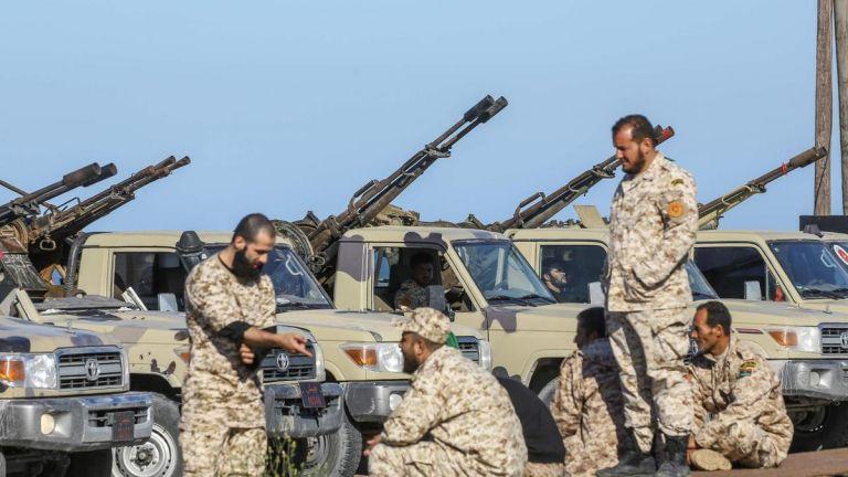 Η αλήθεια για τη Λιβύη και για τον εμφύλιο που είναι σε εξέλιξη   tanea.gr