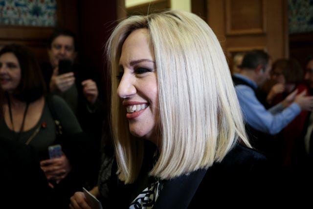 Και το ΚΙΝΑΛ λέει «ναι» στην υποψηφιότητα Σακελλαροπούλου | tanea.gr