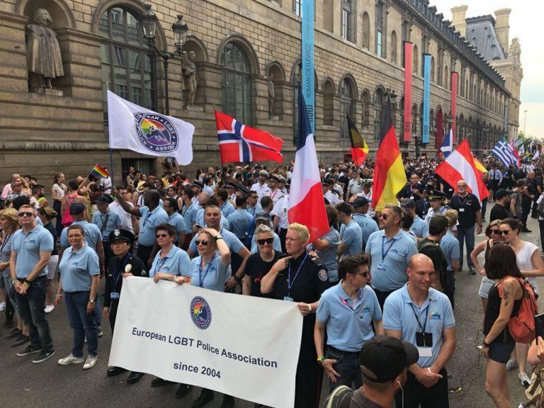 Αστυνομικοί από την Ευρώπη θα συμμετάσχουν στο EuroPride Θεσσαλονίκης | tanea.gr