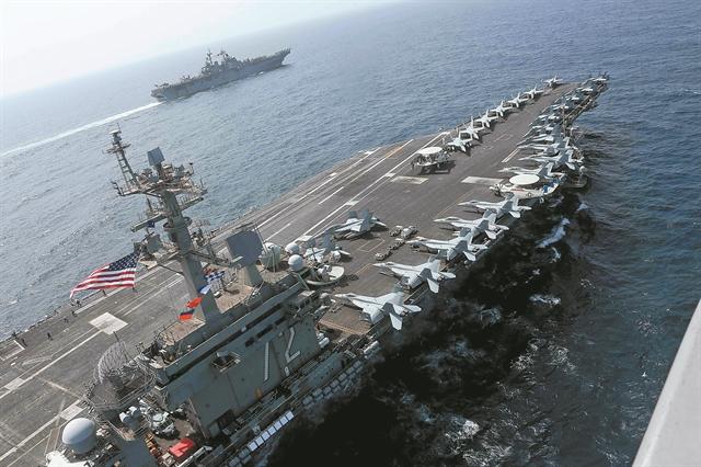 Στις 30 Ιανουαρίου η συζήτηση για την Αμυντική Συμφωνία Ελλάδας - ΗΠΑ στη Βουλή | tanea.gr