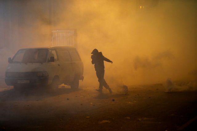Λίβανος: Βίαιες συγκρούσεις μεταξύ αστυνομίας και διαδηλωτών | tanea.gr