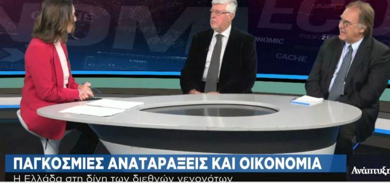 Μαλλιάς και Χαριτάκης: Θα βάλει φωτιά στην οικονομία η Μέση Ανατολή; | tanea.gr