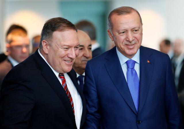 Άγκυρα για Διάσκεψη Βερολίνου: Σημαντικό βήμα για τη Λιβύη η εκεχειρία   tanea.gr