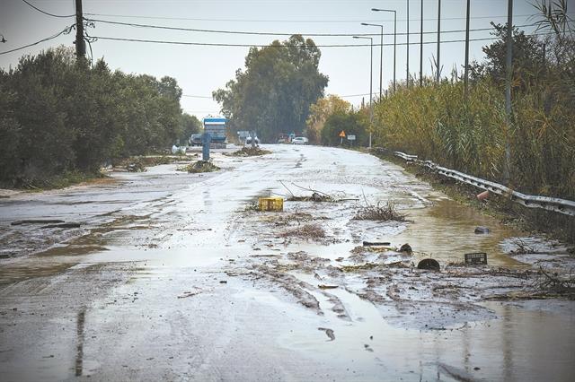 Εργα-εξπρες για τη θωράκιση περιοχών από φυσικές καταστροφές | tanea.gr