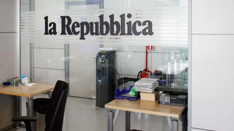 Συναγερμός για βόμβα στη La Repubblica | tanea.gr