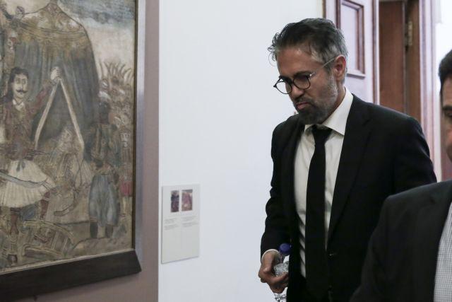 Φρουζής : Δέχθηκε πιέσεις από εισαγγελείς διαφθοράς για την υπόθεση Novartis | tanea.gr