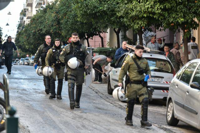 Κουκάκι : Την μετατροπή των κατηγοριών σε κακούργημα ζητούν οι αστυνομικοί | tanea.gr