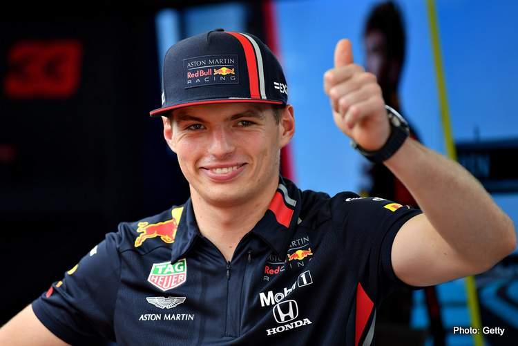O Μαξ Φερστάπεν παραμένει στην Red Bull έως το 2023   tanea.gr