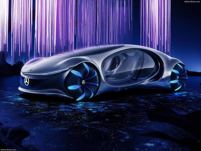 VisionAVTR: Το αυτοκίνητο του μέλλοντος εμπευσμένο από την ταινία Αvatar | tanea.gr