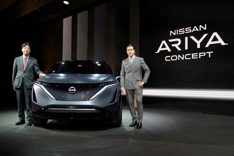 Αποκαλύφθηκε το νέο ηλεκτρικό crossover της Nissan | tanea.gr