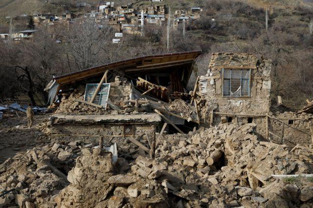 Τουρκία: Νέος σεισμός 5 Ρίχτερ | tanea.gr