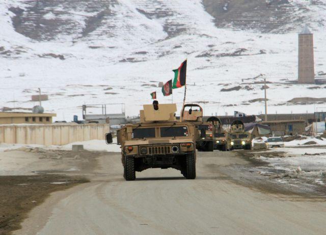 Ταλιμπάν: Ηταν αμερικανικό στρατιωτικό αεροπλάνο και το καταρρίψαμε | tanea.gr