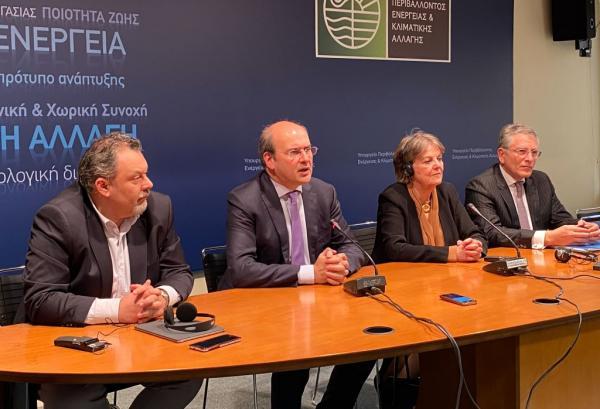 Χατζηδάκης : Πόροι έως 4,4 δισ. ευρώ για την απολιγνιτοποίηση | tanea.gr