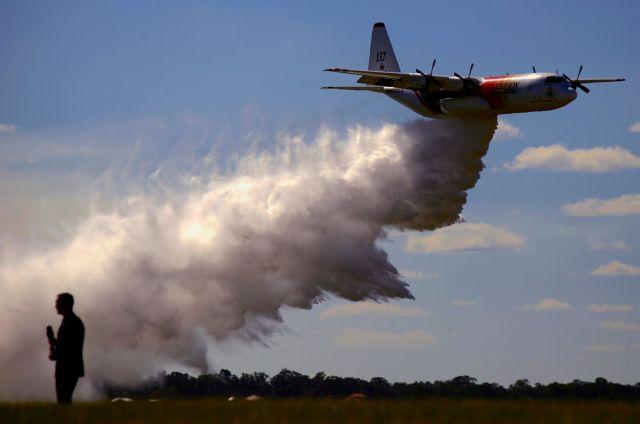 Τραγωδία στην Αυστραλία : Συνετρίβη πυροσβεστικό αεροσκάφος -Τρεις νεκροί | tanea.gr