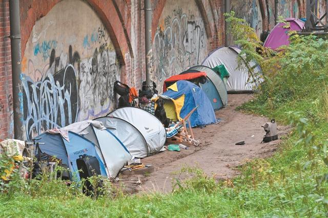 «Νύχτα αλληλεγγύης» για τους αστέγους | tanea.gr
