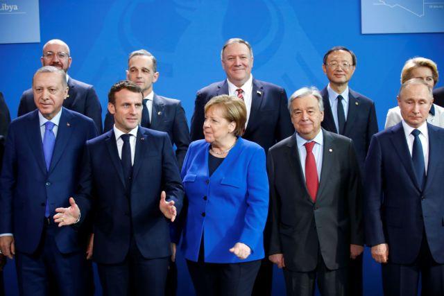 Ξεκίνησε η Διάσκεψη του Βερολίνου: Ώρα μηδέν για τη Λιβύη | tanea.gr
