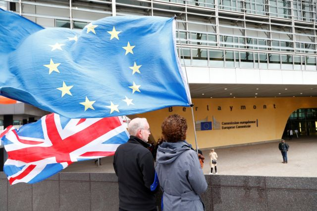 Εγκρίθηκε από τη Βουλή των Κοινοτήτων το νομοσχέδιο για το Brexit | tanea.gr