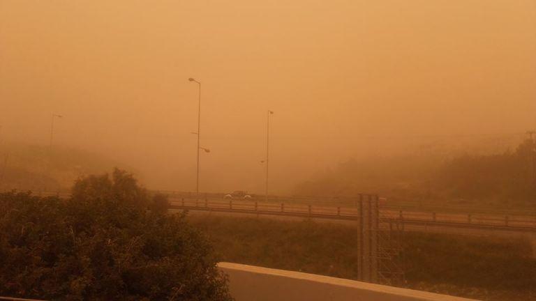 Αφρικανική σκόνη και βροχές τις επόμενες ώρες | tanea.gr