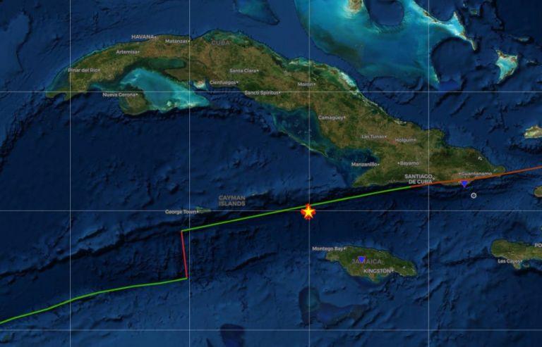 Σφοδρός σεισμός 7,7 Ρίχτερ στην Καραϊβική | tanea.gr
