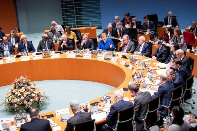 Διάσκεψη για τη Λιβύη – «Κοντά σε συμφωνία οι ηγέτες στο Βερολίνο»   tanea.gr