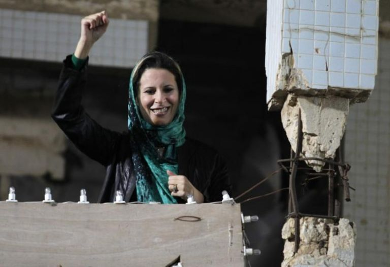 Κατά της τουρκικής εισβολής η κόρη του Μουαμάρ Καντάφι | tanea.gr