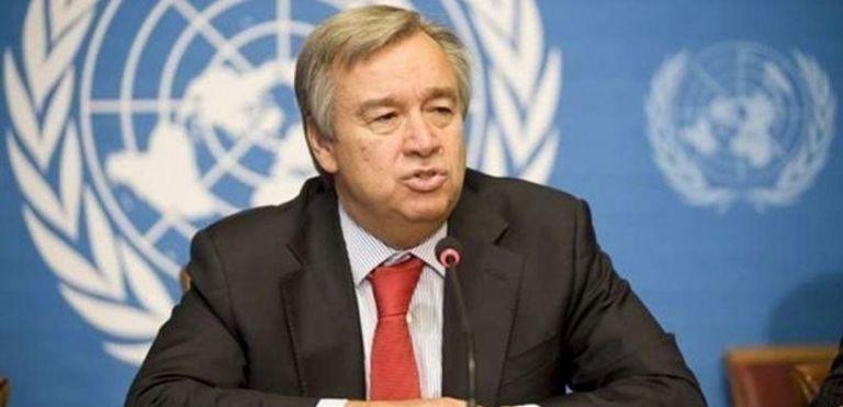 Γκουτέρες για Διάσκεψη Βερολίνου: Στόχος να τερματιστεί η σύγκρουση στη Λιβύη | tanea.gr