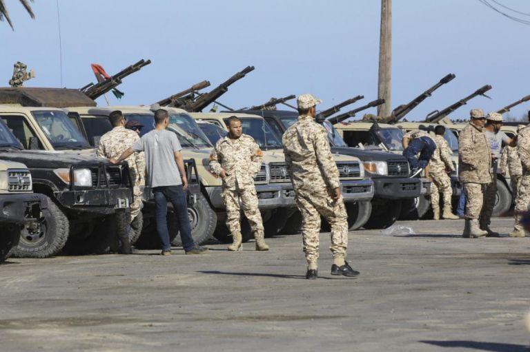 Αναδίπλωση Ερντογάν για στρατό στη Λιβύη | tanea.gr