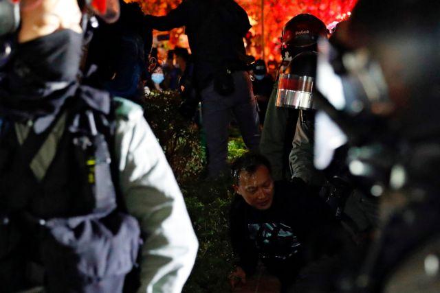 Χονγκ Κονγκ : Αυτοσχέδια βόμβα εξερράγη σε νοσοκομείο | tanea.gr