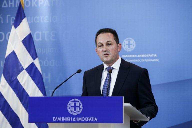Πέτσας : Μετά την ψήφιση του εκλογικού νόμου η ανακοίνωση της πρότασης Μητσοτάκη για ΠτΔ   tanea.gr