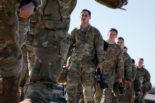 Οι ΗΠΑ διαψεύδουν τα περί αποχώρησης στρατευμάτων από το Ιράκ | tanea.gr