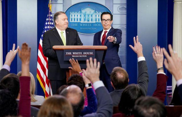 Νέες αμερικανικές κυρώσεις εναντίον του Ιράν   tanea.gr