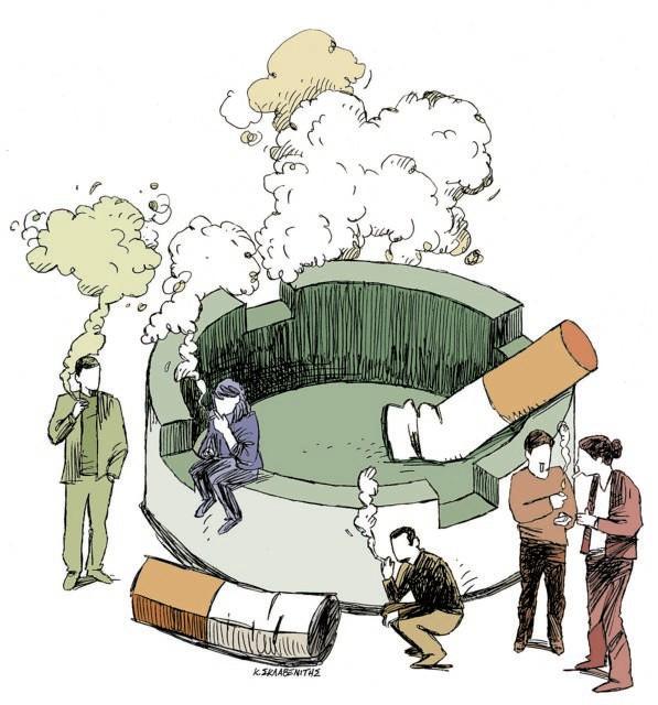Οι Λέσχες Καπνιστών, τα πρόστιμα και οι διαμάχες | tanea.gr