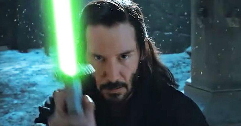 Ετσι θα ήταν μια ταινία «Star Wars» με τον Κιάνου Ριβς | tanea.gr