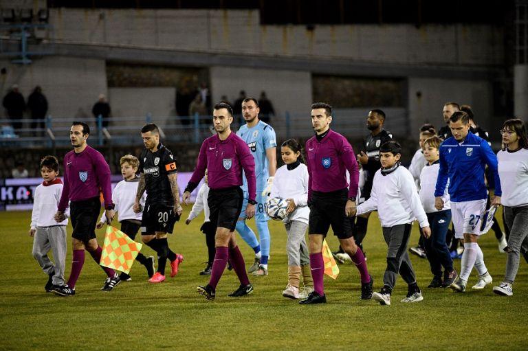 Αίσχη στη Λαμία: Οφσάιντ το γκολ του ΠΑΟΚ! | tanea.gr