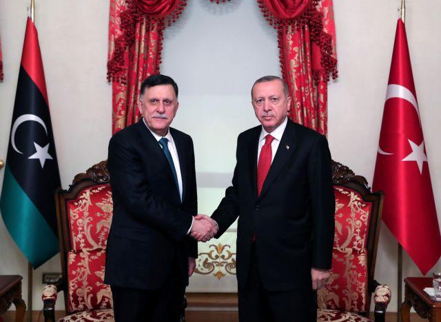 Λιβύη : Η διεθνώς αναγνωρισμένη Βουλή ακύρωσε τη συμφωνία με την Τουρκία | tanea.gr