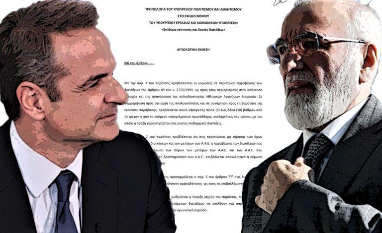 Μετεξεταστέα στην ΟΥΕΦΑ θα μείνει η τροπολογία των «αρίστων» | tanea.gr