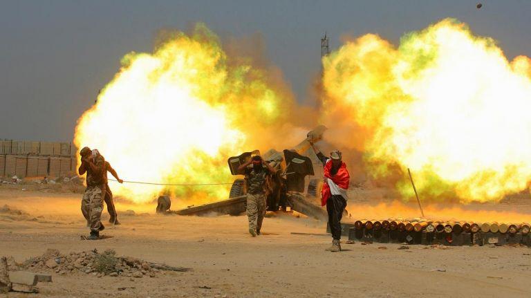 Βομβαρδισμός σε στρατιωτική βάση των ΗΠΑ στο Ιράκ | tanea.gr