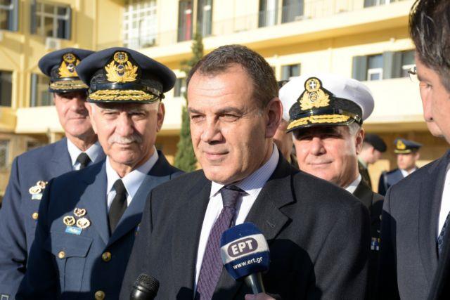Παναγιωτόπουλος: Νομοτελειακά θα αποκτήσουμε μαχητικά 5ης γενιάς | tanea.gr