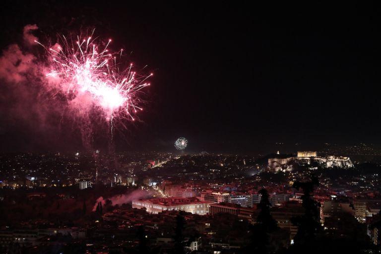 Πρωτοχρονιά : Πώς υποδέχτηκε η Αθήνα το 2020   tanea.gr