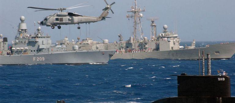 Ναυτική ασπίδα για την αποτροπή μιας τουρκικής πρόκλησης | tanea.gr