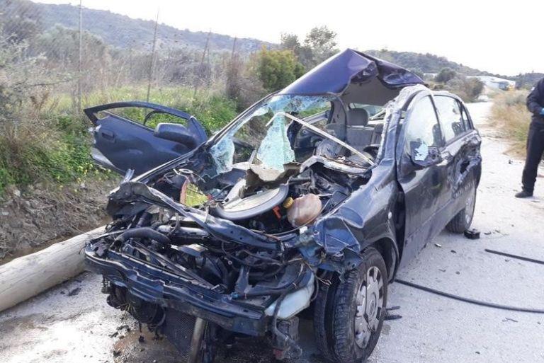 Θανατηφόρο τροχαίο στην Πάτρα: Νεκροί δύο εκπαιδευτικοι που επέστρεφαν από τις δουλειές τους | tanea.gr