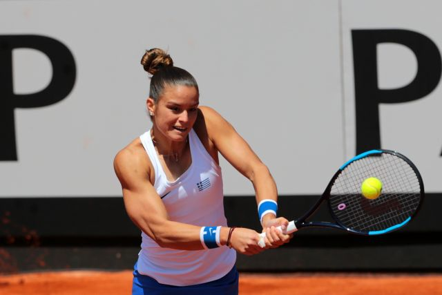 Η Σάκκαρη πέτυχε την πρώτη νίκη της για το 2020   tanea.gr