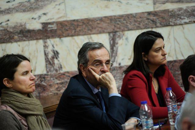 Γιατί ο Σαμαράς δεν θα ψηφίσει Αικατερίνη Σακελλαροπούλου | tanea.gr