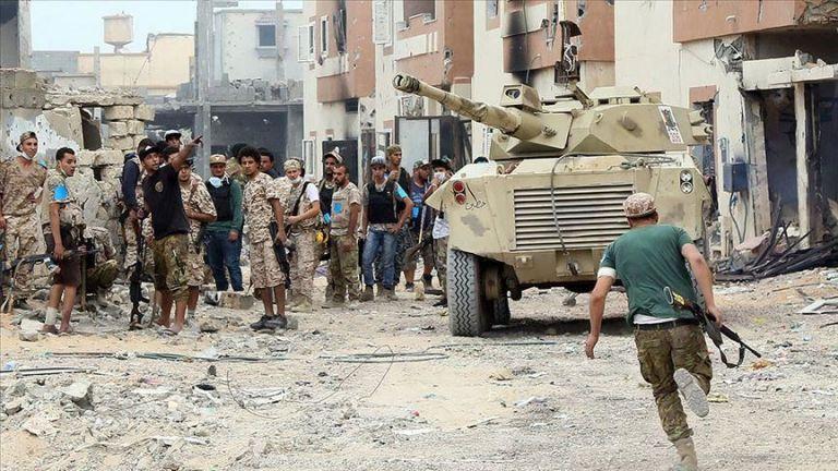 Λιβύη: O Χαφτάρ κατέλαβε τη Σύρτη σε λιγότερο από τρεις ώρες | tanea.gr